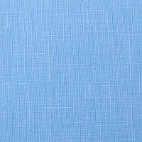 Рулонные шторы Ткань Лён 874 Индиго