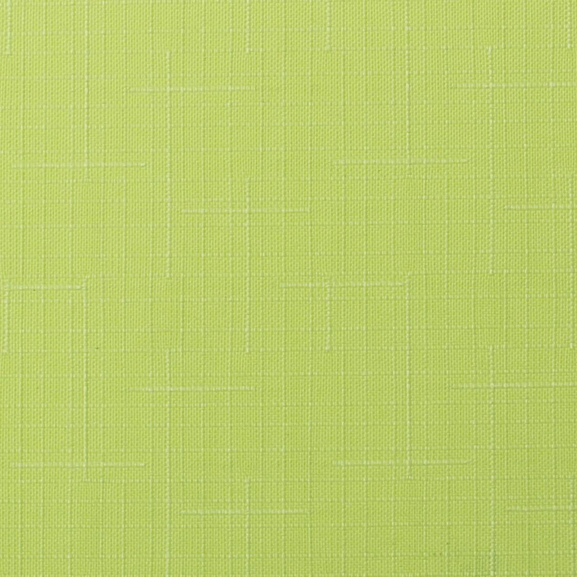 Рулонные шторы Ткань Лён 873 Салатовый