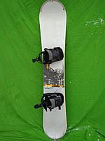 Сноуборд Rossignol accelerator 166 см +  кріплення Flow