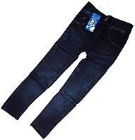 Лосины на махре под джинс детские размер L