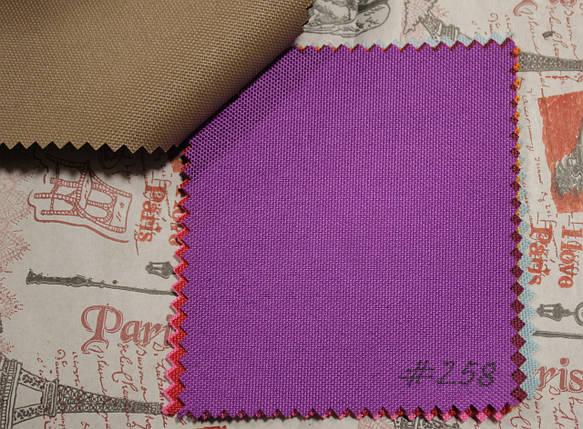 Ткань оксфорд 600d PU (полиуретан) фиолетовый, фото 2