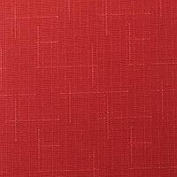 Рулонні штори Тканина Льон 888 Вишневий