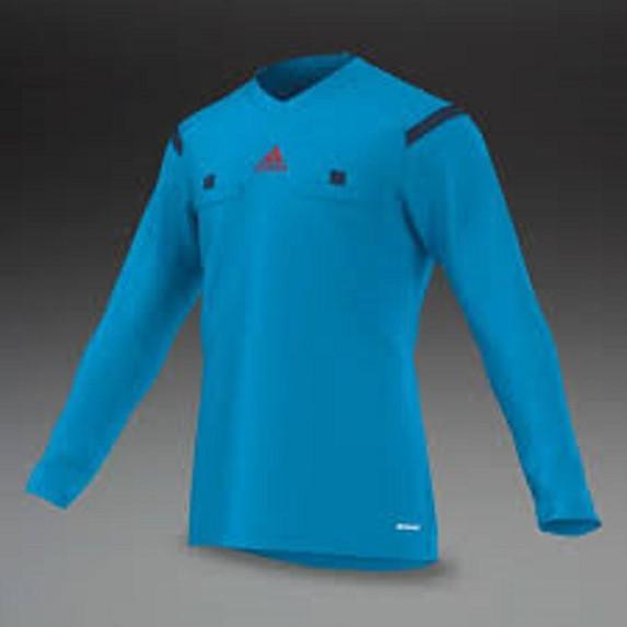 Судейская футболка Adidas REF 14JSY LS