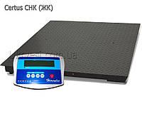 Платформенные весы Certus СНК-3000М1000 (ЖК)