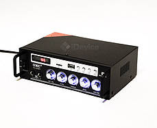Усилитель звука UKC SN-838BT с Bluetooth, USB, фото 2