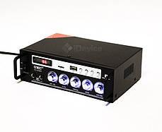 Усилитель звука UKC SN-838BT с Bluetooth, USB, фото 3