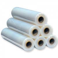 Стретч-пленка для упаковки плотная хорошего качества 20 мам 500мм 2,1кг продажа от 1 рулона