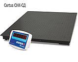 Весы платформенные Certus Hercules СНК-1500М500 (СД), фото 2