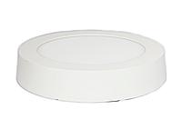 Светильник накладной 6Вт 4200К SN6WR круг