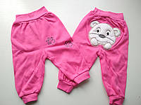 Удобные штанишки для девочки, фото 1