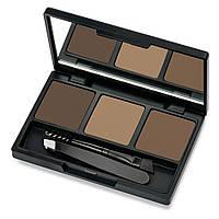 Косметический набор для бровей Golden Rose Eyebrow Styling Kit № 01