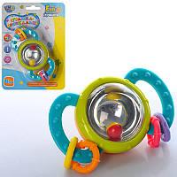 Детская погремушка «Мяч с ручками» 7470 Limo Toy