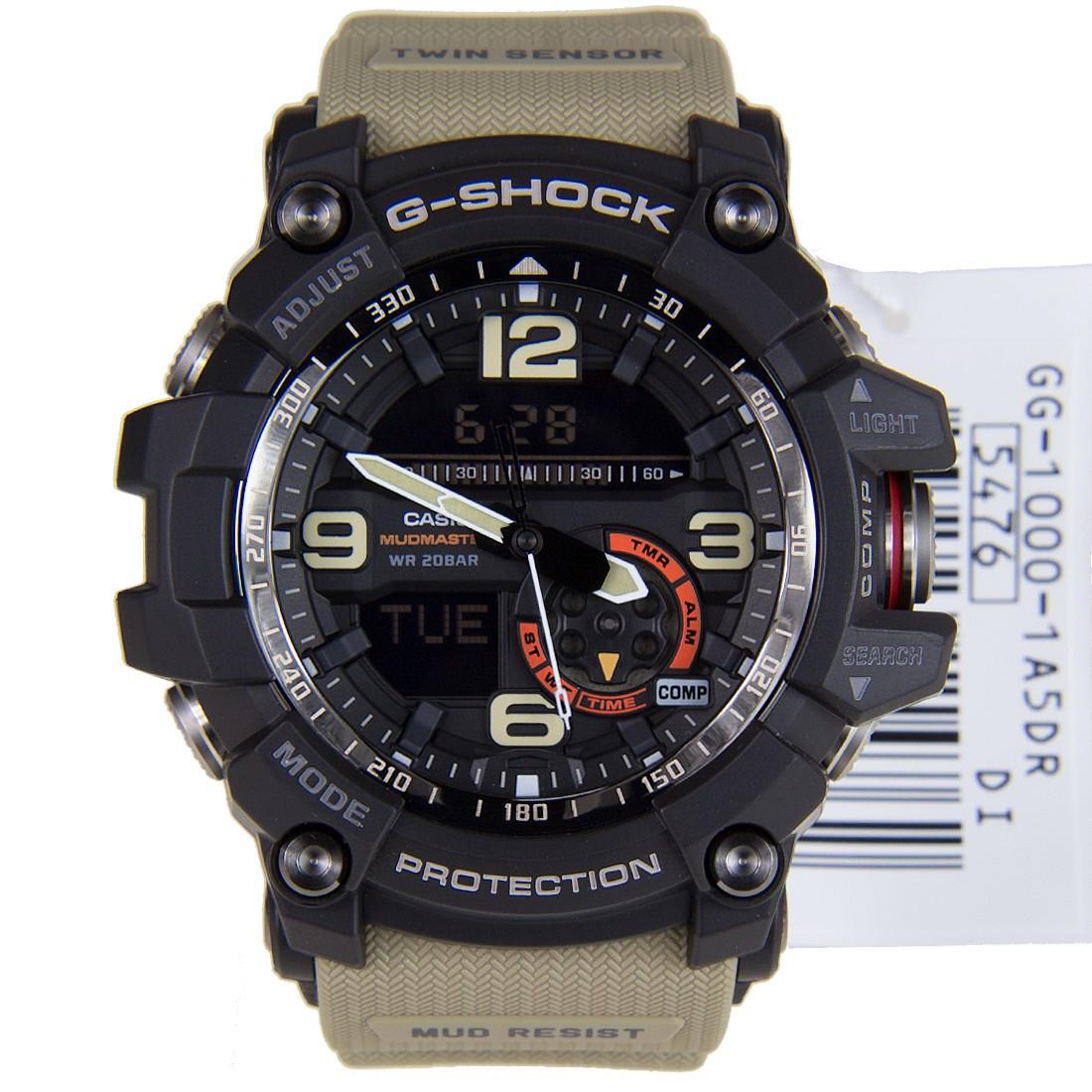 Часы Casio G-Shock GG-1000-1A5 B.