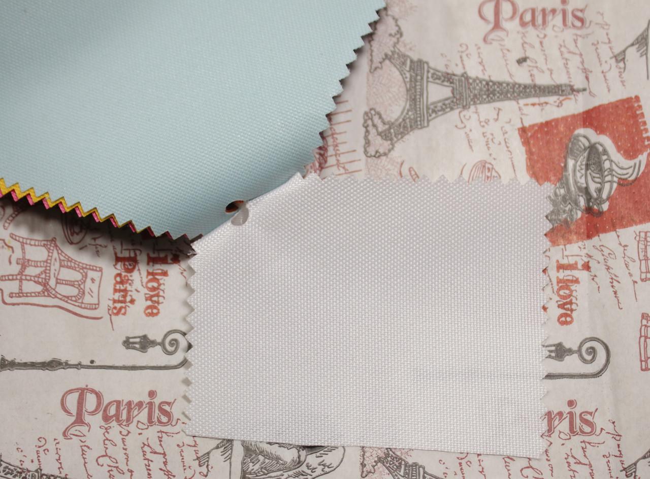 Ткань оксфорд 600d PU (полиуретан) белый