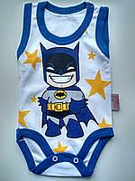Детский бодик Бэтмен