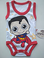 Детский бодик Супермен