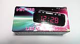Годинник мережеві VST 738-4 салатовий, фото 9