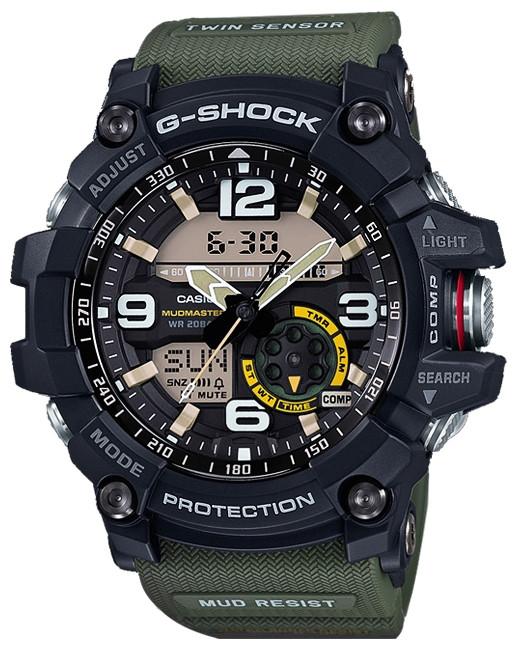Часы Casio G-Shock GG-1000-1A3 B.