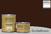 Стандолевая масляная краска жирная, верхний слой / Standölfarbe dunkelbraun, темно-коричневая  2,5 l