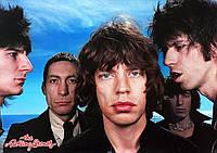 Плакат Rolling Stones 02