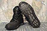 Ботинки Sr-4U BLACK утепленные, фото 2