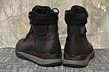 Ботинки Sr-4U BLACK утепленные, фото 4