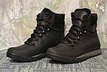Ботинки Sr-4U BLACK утепленные, фото 6