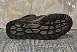 Ботинки Sr-4U BLACK утепленные, фото 7