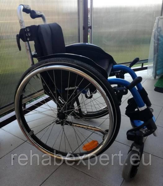 Активная Инвалидная Коляска Otto Bock Blue Active Wheelchair 28cm