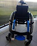 Активная Инвалидная Коляска Otto Bock Blue Active Wheelchair 28cm, фото 2