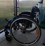 Активная Инвалидная Коляска Otto Bock Blue Active Wheelchair 28cm, фото 3