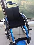 Активная Инвалидная Коляска Otto Bock Blue Active Wheelchair 28cm, фото 4