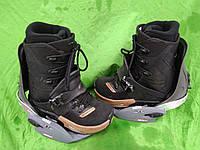 Нові черевики для сноуборда SIIS Rossignol Step-In 27 см + нове кріплення SIIS 2 Step-In