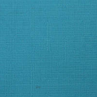 Рулонные шторы Ткань Лён 7430 Аквамарин