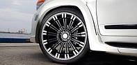 Литі диски Wald Renovatio для джипів Lexus, Toyota