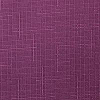 Рулонные шторы Ткань Лён 613 Фиолетовый