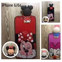 Чехол-накладка для iPhone 6/6s Микки Маус. Чехол на Айфон 6/6s