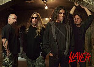 Плакат Slayer 01