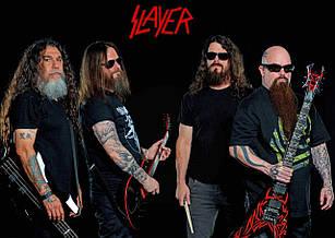 Плакат Slayer 02