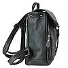 Черный рюкзак для девушки, фото 3
