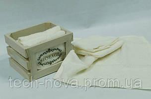 Набор махровых салфеток в ящичке Storage