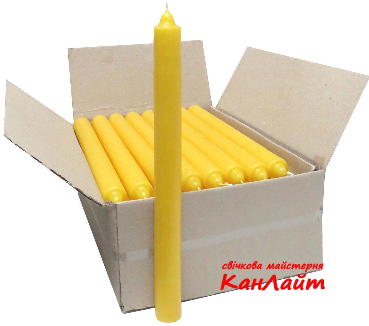 Свічка Стрітенська (товста) ø32,h37