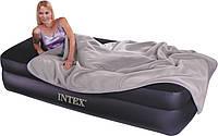 Велюр кровать 66721 (3) фиолет 99*191*47, фото 1