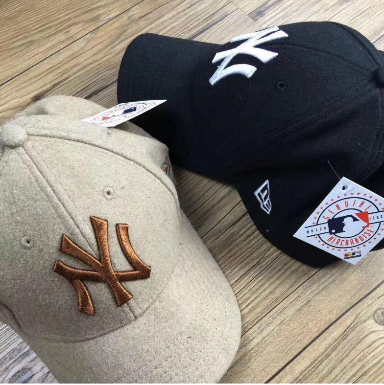 Зимние теплые кепки бейсболки NEW YORK - Zyuk ... 5b2b088bf9595