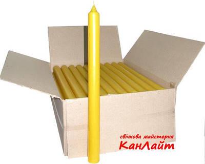 Свічки (жовті)