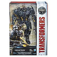 Трансформеры5 Мегатрон Transformers The Last Knight Premier Edition Voyager Class MegatronC0891
