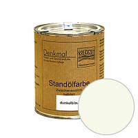 Стандолевая масляная краска полужирная / нижний слой / Standölfarbe Zwischenanstrich Weiß, белая  0,375 l