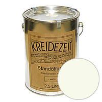 Стандолевая масляная краска полужирная / нижний слой / Standölfarbe Zwischenanstrich Weiß, белая  0,75 l , фото 1