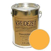 Стандолевая масляная краска полужирная / нижний слой / Standölfarbe Orange, оранжевая  0,375 l