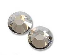 Стразы Сваровски 2000 ss 4 Crystal (серебро)  100шт